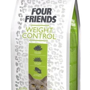 Four Friends Kissa Weight Control 2 Kg