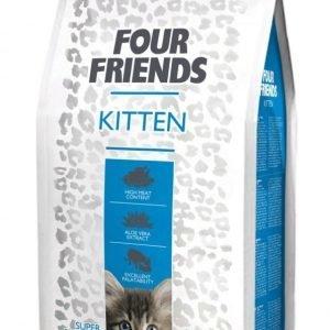 Four Friends Kitten 2 Kg