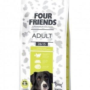 Four Friends Koira Adult 3kg