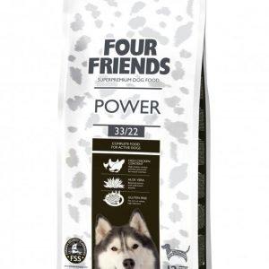 Four Friends Koira Power 12kg