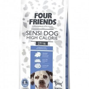 Four Friends Koira Sensi Dog High Calorie 12kg