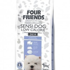 Four Friends Koira Sensi Dog Low Calorie 12kg