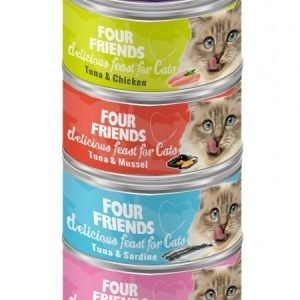 Four Friends Mix 6 Pack