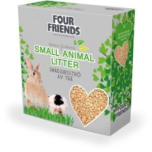 Four Friends Pieneläinkuivike 10 L