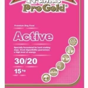 Frank's Pro Gold Dog Active 30 / 20 15 Kg