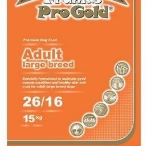 Frank's Pro Gold Dog Adult Large Breed 26 / 16 15 Kg