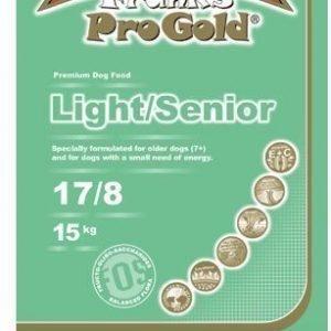 Frank's Pro Gold Dog Light / Senior 17 / 8 15 Kg