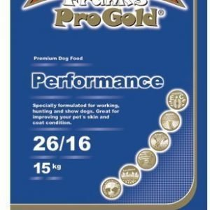 Frank's Pro Gold Dog Performance 26 / 16 15 Kg