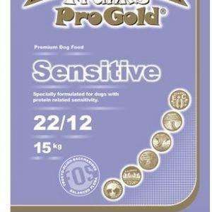 Frank's Pro Gold Dog Sensitive 22 / 12 15 Kg