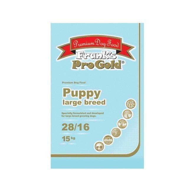 Frank's Pro Gold Puppy Large Breed 15 Kg Koiranruoka