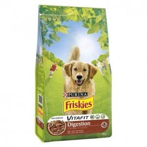 Friskies Koiranruoka 15 Kg Digestion Lammas-Sikurijuuri