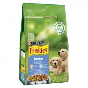 Friskies Koiranruoka 3kg Junior