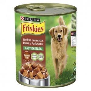 Friskies Koiranruoka 800g Lammas-Riisi-Porkkana
