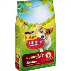 Friskies Mini Menu Koiranruoka 1