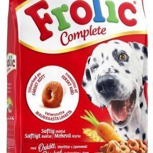 Frolic Härkää 4 Kg Koiran Kuivaruoka