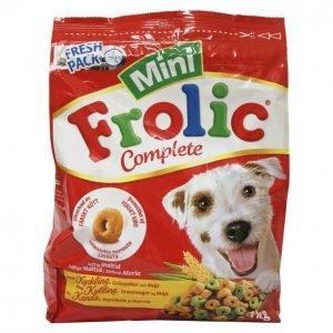 Frolic Koiranruoka 1kg Mini Siipik-Kasvis-Vilja