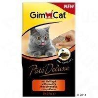 GimCat Paté Deluxe - vasikka (5 x 21 g)