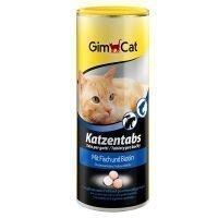 GimCat Tabs with Fish & Biotin - säästöpakkaus: 3 x 350 kpl