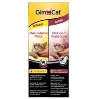GimCat-yhdistelmäpakkaus: Multi & Malt - 2 x 50 g