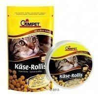 Gimpet Cheese Rollies - 80 kpl (40 g)