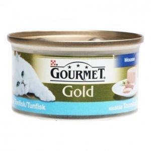 Gourmet Gold Kissanruoka 85 G Tonnikala Mousse