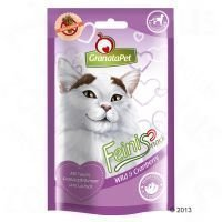 Granatapet Feinis -kissanherkut - siipikarja & kissanruoho (50 g)