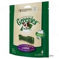 Greenies-hammashoitoherkut - Large (170 g / 4 kpl)