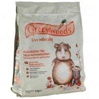 Greenwoods-marsunruoka - säästöpakkaus: 2 x 3 kg