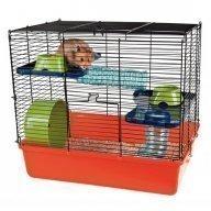 Hamsterin häkki ja hiiren häkki