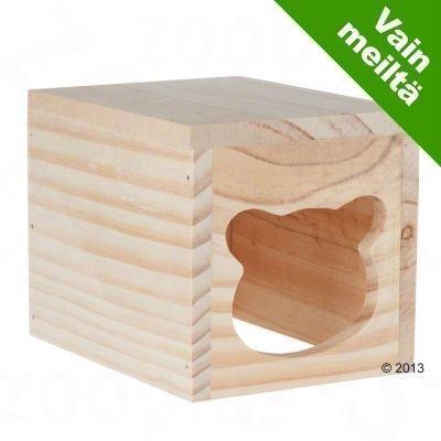 Hamsterinmökki - P 15 x L 12 x K 12 cm