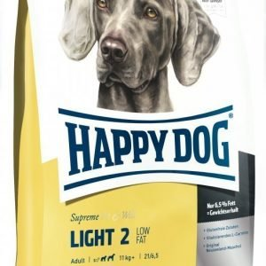 Happy Dog Fit & Well Adult Light 12.5 Kg