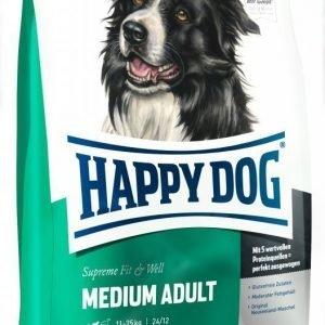 Happy Dog Fit & Well Adult Medium 12.5 Kg