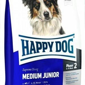 Happy Dog Medium Junior 25 10 Kg
