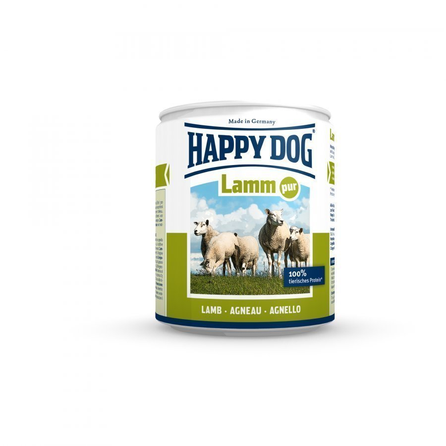 Happy Dog Pure Lamb 800 G