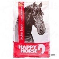 Happy Horse -makupalat 1 kg - säästöpakkaus: 2 x 1 kg porkkana-punajuuri