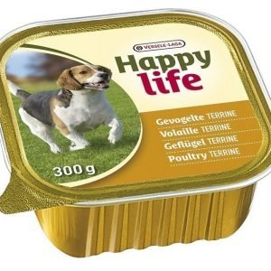 Happy Life Siipikarjaterriini 18kpl