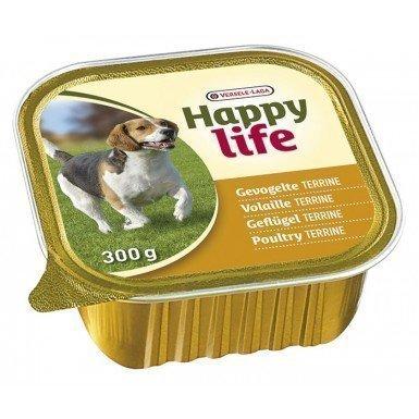 Happy Life Siipikarjaterriini 300g