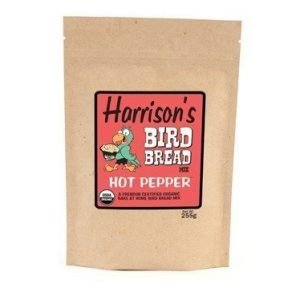 Harrison's Bird Foods Bird Bread Mix Hot Pepper 250 G
