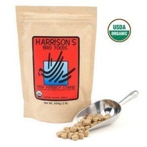 Harrison's Bird Foods High Potency Coarse 450 G