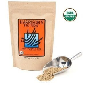 Harrison's Bird Foods High Potency Fine 450 G