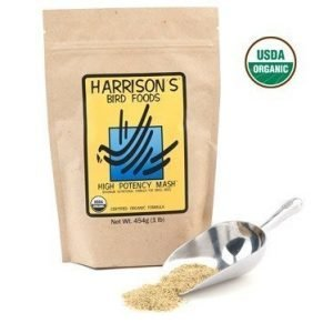 Harrison's Bird Foods High Potency Mash 450 G