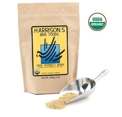 Harrison's Bird Foods High Potency Mash 450 G