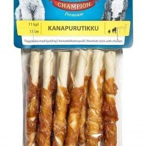Hau-Hau Champion 100 G Kanapurutikku 13 Cm 11 Kpl