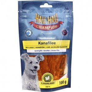 Hau-Hau Champion Kanafilee 100g
