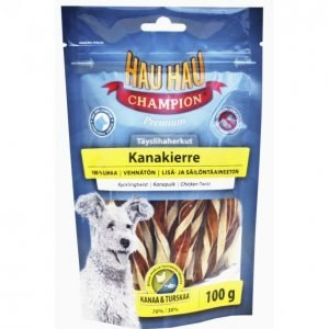 Hau-Hau Champion Koiran Kanakierre 100g