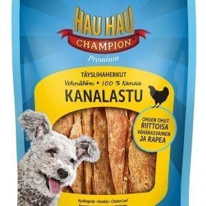 Hau-Hau Champion Täyslihaherkut 180 G Makupala