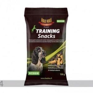 Hau-Hau Champion Training Snacks Keskikokoisille Koirille 3x150g