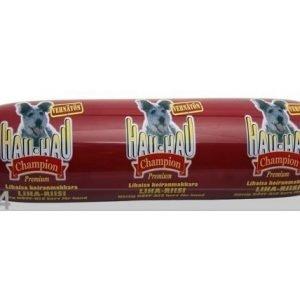 Hau-Hau Koiranmakkara Hhc Liha-Riisi 800 G 3 Kpl
