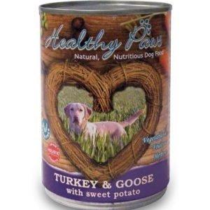 Healthy Paws Turkey & Goose Burk 6x400g