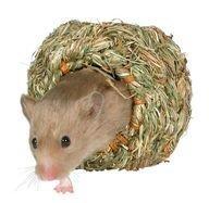 Heinäpesä hiirille ja hamstereille